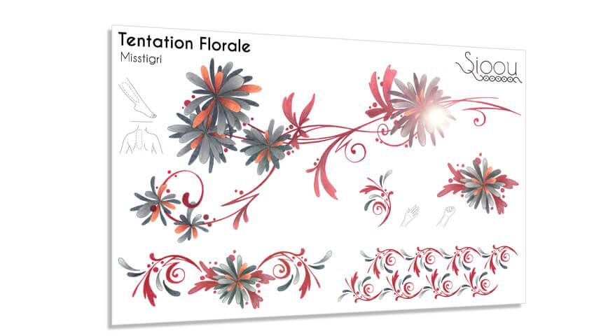 Tentation Florale