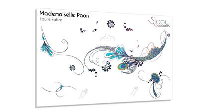 Mademoiselle Peacock