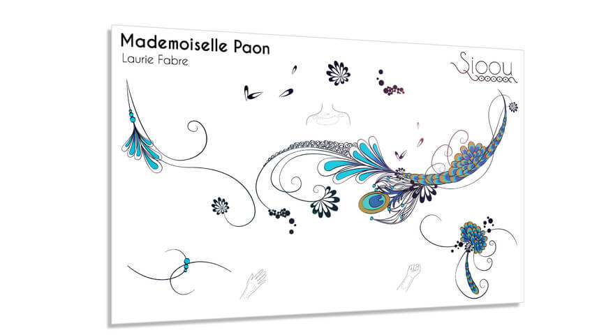 Mademoiselle Paon
