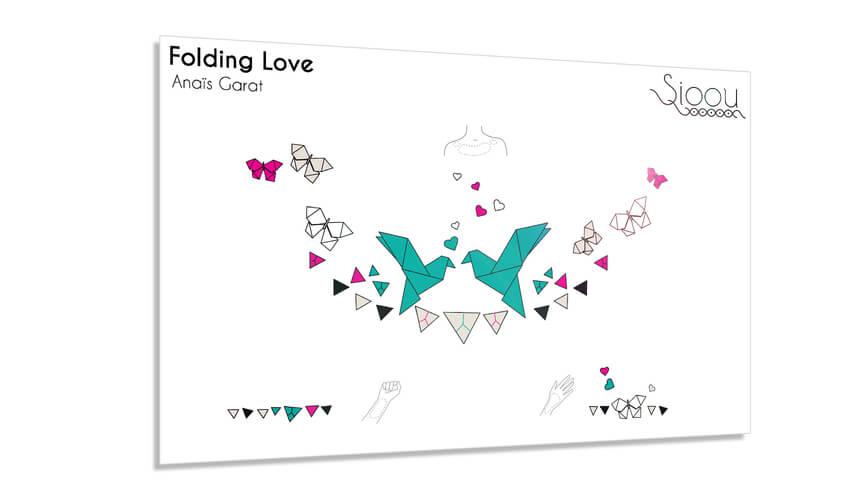 Folding Love