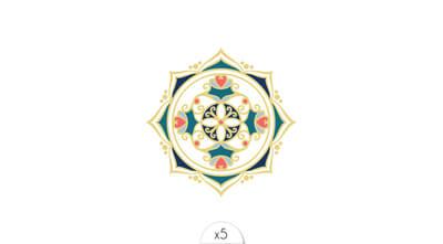 Mandala x5