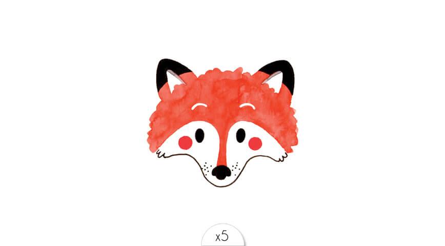 Fox x5