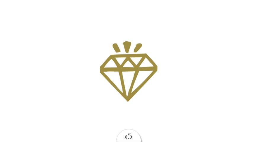 Diamond x5