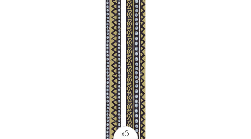 Bracelet ethnique x5