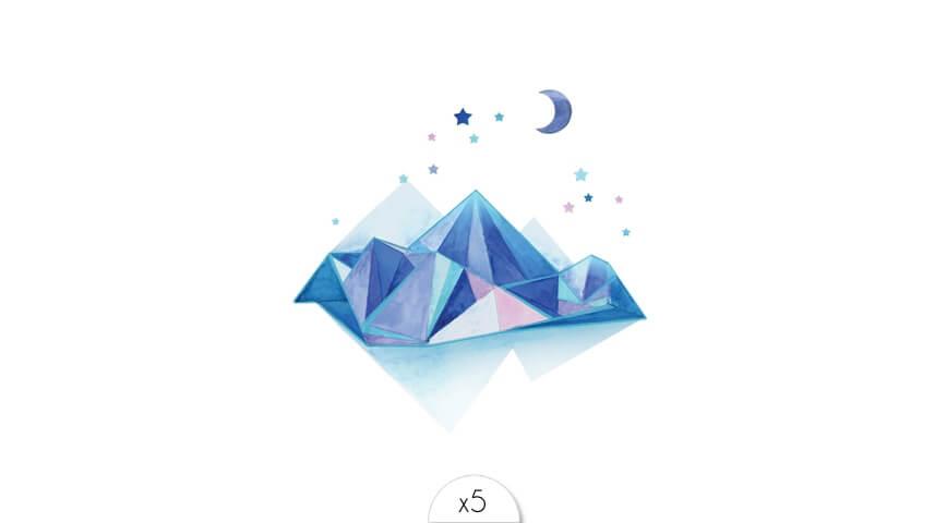 Montagne x5