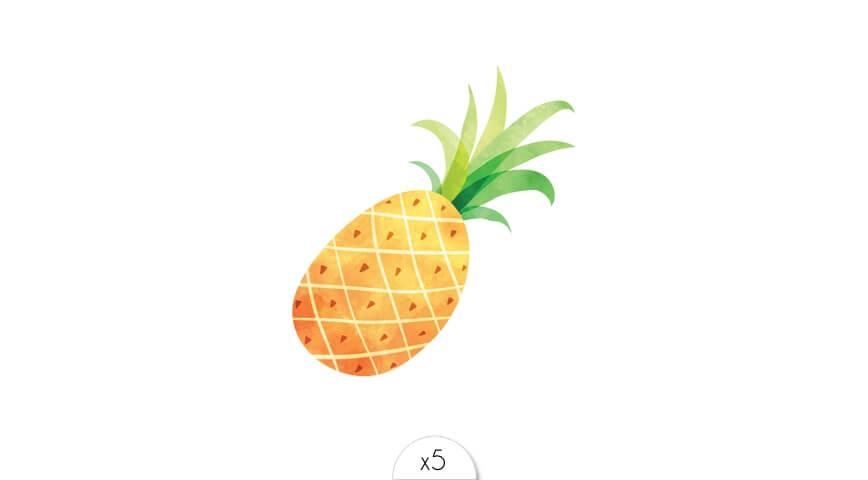 Pineapple x5