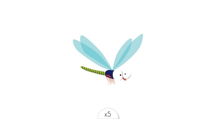 Dragonfly x5