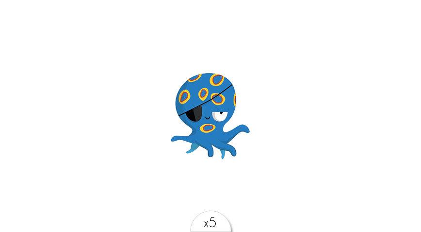 Octopus x5