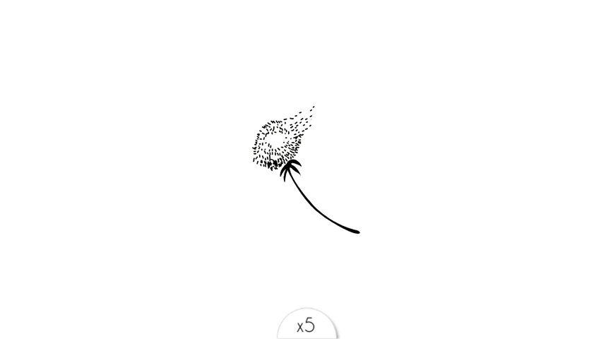 Dandelion x5