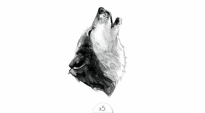 Howling Wolf x5