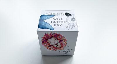 La Wild Tattoo Box