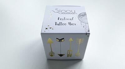 La Festival Tattoo Box