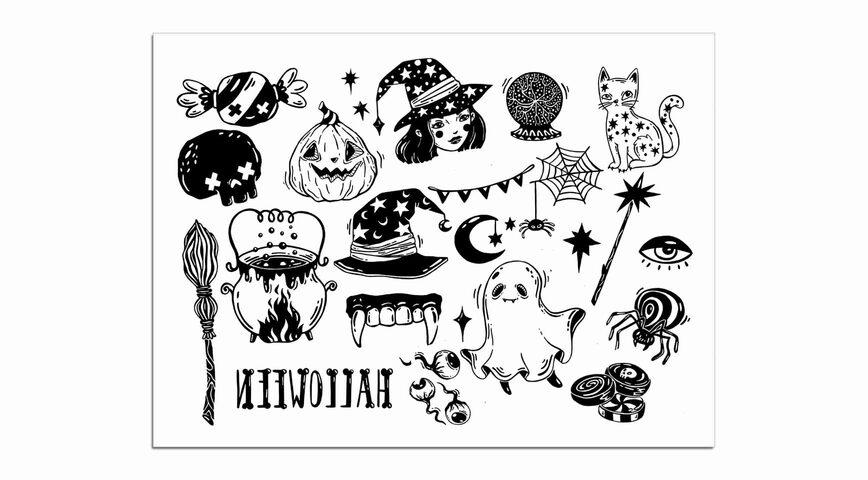 Mini Spooky