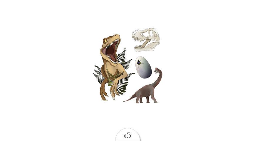Jurassic x5