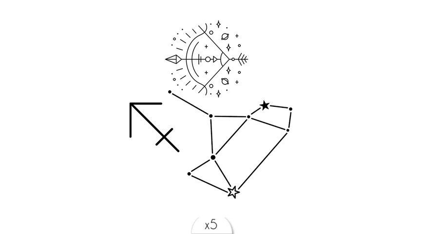 Sagittaire x5