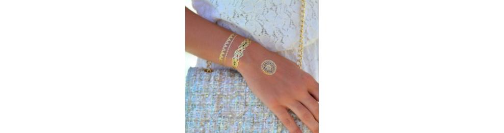Manchettes et bracelets