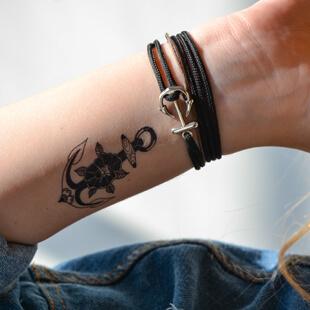 Tous les tatouages ancres