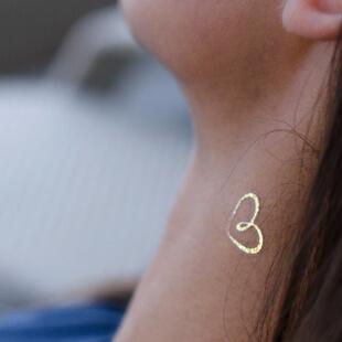 Tous les tatouages dorés