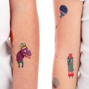 Tous les tatouages enfants